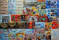 Lot 250 diff. MINT MNH Miniature & Souvenir Sheets worldwide Composition  *SALE*