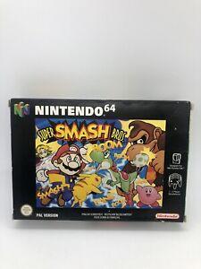 Super Smash Bros. N64 OVP