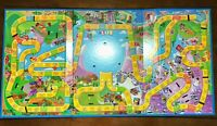 MB The Game of Life 2007 Replacement Pieces Parts Game Board New