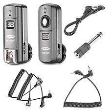 Neewer FC-16 Multi-Channel 2.4GHz 3-IN-1 Wireless Flash Trigger