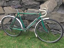 """21"""" Vintage RALEIGH LENTON SPORTS Cyclo Benelux BLUEMELS Wrights GOODYEAR"""