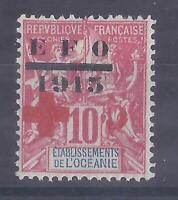 Colonies françaises - Océanie - n° 39*