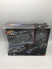 Hot Wheels AI Racing Batmobile Car Body & Cartridge Batman Voice talking
