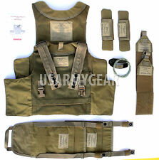 SDS BAE Releasable Body Armor Vest Systems RBAV-SF Ranger  + Accessories XL NIB