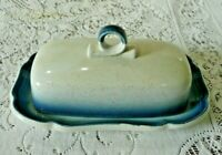 Mikasa China Fresh Cuttings Pattern Butter Dish