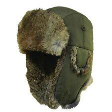 Nuevo Woolrich Invierno para Hombre Supplex Piel Tropper Sombrero 228f1147ddab