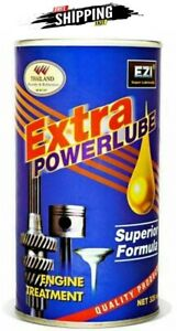 EZI Extra Power lube Superior Formula for Car (more than 100,000 km) Blue 326ml