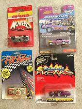 Variety Lot Of 4 Die Cast Cars. See Photos For Exact Models.