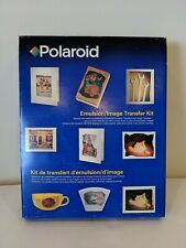 Polaroid Emulsion Image Transfer Lift Kit for Packfilm