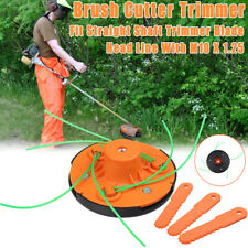 Trimmer Head Blade Line Universal Gas Electric Weedeater Weed Eater Brush Cutter