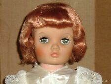 vintage 20 1/2 in. soft vinyl/ hp/ jointed Uneeda girl doll