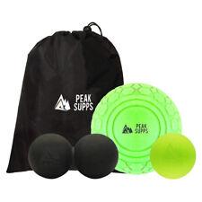 Peak Supps Trigger Point Massage Ball - Myofascial Release | Deep Tissue Massage