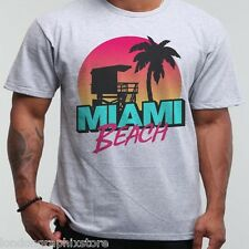 Miami beach, T-Shirt, SOBE, south beach, Miami, florida, party, surf, cotton