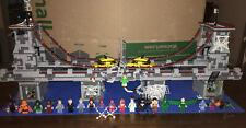 Custom Lego Ultimate Bridge Battle 76057 READ READ Spider-Man Doctor Doom