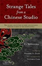 Strange Tales from a Chinese Studio: The classic collection of eerie and fantast
