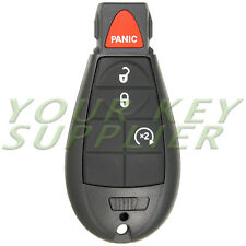 Keyless Entry Remote Car Key Fob - Dodge Ram 2013 2014 2015 2016 2017 GQ4-53T