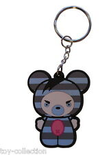 Bear Freak-monstres and Friends-caoutchouc porte-clés/Keychain rubber