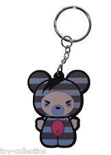 Bear Freak - Freaks and Friends - Gummi Schlüsselanhänger / rubber keychain