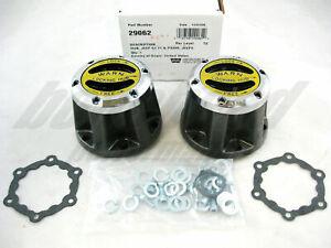 Warn 29062 Premium 4WD Manual Locking Hubs Jeep CJ, M38A1, Willys