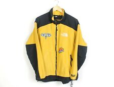 Vintage The North Face Goretex Windstopper Fleece Jacket Rare 90s Yellow Size M