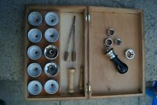 More details for chapireaus cacheteur 19th c apothecary apparatus for making medicinal capsules