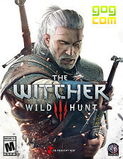 [Versione Digitale GOG] PC The Witcher 3: Wild Hunt GOTY   *Invio Key da email