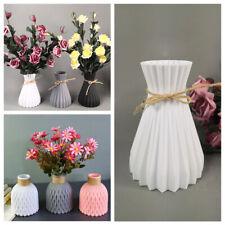 Antikeramische Blumenvase Vereinfachtes Basket Arrangement Kunststoff Vasen