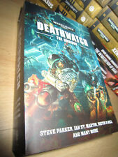 Chris Wraight, Nick Kyme ++ DEATHWATCH: THE OMNIBUS 1st/Pb MINT Warhammer 40K