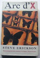 Arc D'x by Steve Erickson - 1993 Hardback 1st Edition