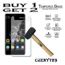 For Bluboo Maya Max - 100% Genuine Tempered Glass Film Screen Protector Cover