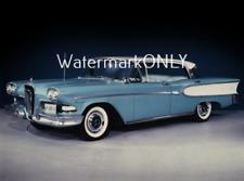 "1958 Ford Edsel ""Classic American Car"" Photo! #(5)"
