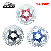 NEW 140mm Disc Brake Mountain Bike Rotor 6 Bolt for Shimano MTB Braking System