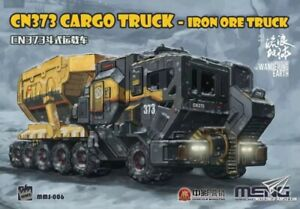 Meng MMS-006 1:200th scale The Wandering Earth CN373 Cargo Truck Iron Ore Truck