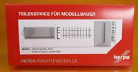 Herpa 084321 Abrollmulden flach Inhalt 2 Stück Scale 1 87 NEU OVP