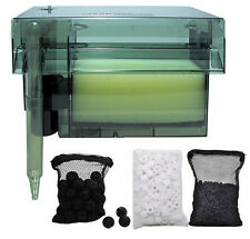 AquaClear 110 Pro Kit. A620. Fish, Aquarium Filter Pro Kit w/ Extras.