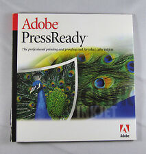 Adobe PressReady for Apple Macintosh Full Version - With serial and Quickstart