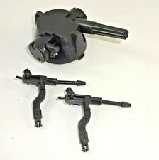 (3) GI Joe 1986 Tomahawk Helicopter Guns - Chin Turret & Side Bay Door Guns Auc1