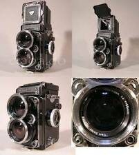 EXC+++ Rolleiflex Wide-Angle TLR Film Camera w/ Distagon 55mm f/4 from Japan
