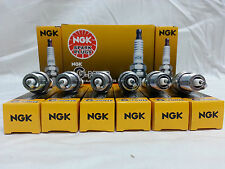NGK JAPAN TR5GP SPARK PLUG PLATINUM POWER 6-PEICES (3186) FAST SHIPPING