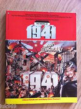 THE MAKING OF 1941 - SPIELBERG - JOHN BELUSHI - NANCY ALLEN SAM FULLER