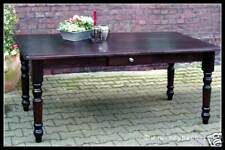 Esstisch Massivholztisch Landhaus Esszimmer Küchentisch 150 cm M03 kolonial Neu