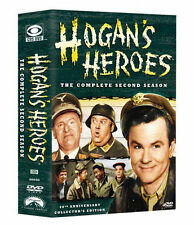 New Sealed Hogan's Heroes The Complete Second Season ( DVD 2005 5 Disc Set ) NWT