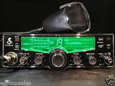 Cobra 29 LX CB Radio - Performance Tuned + Echo Board