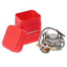Outdoor Camping Gas Stove Cooking Portable Foldable Split Burner 3000W