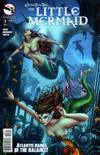 GRIMM FAIRY TALES Presents THE LITTLE MERMAID #3 - Cover A - New Bagged