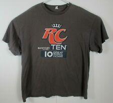 RC Cola T-shirt, Gray Brown, 2XL