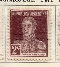Latin America Argentine Republic 1910 Early Issue Fine Used 1c 183072