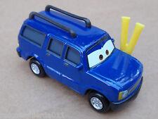 Disney Cars CLUTCH FOSTER Loose FIXED EYES Jeff Gorvette Fan