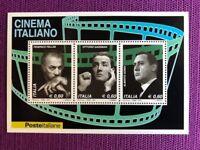 REPUBBLICA 2010 FOGLIETTO IL CINEMA ITALIANO NUOVO