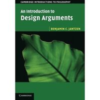 An Introduction to Design Arguments Benja. 9780521183031 Cond=LN:NSD SKU:3162281